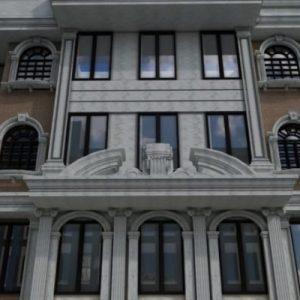 بازسازی واحد مسکونی خیابان فرشته3