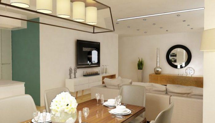 واحد مسکونی ملاصدرا1 - دکوراسیون منزل - ۵ ایده اصلی برای طراحی داخلی منزل