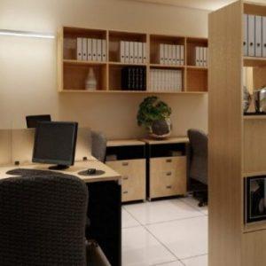 طراحی و اجرای واحد اداری طالقانی5