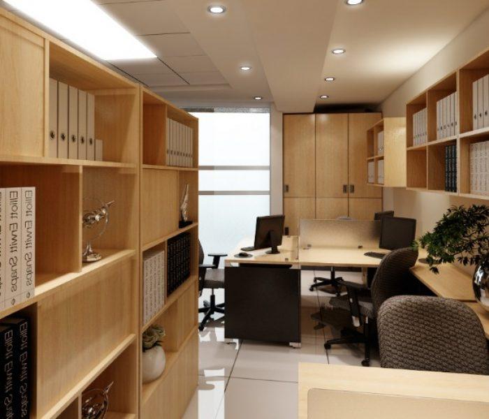 طراحی و اجرای واحد اداری طالقانی6