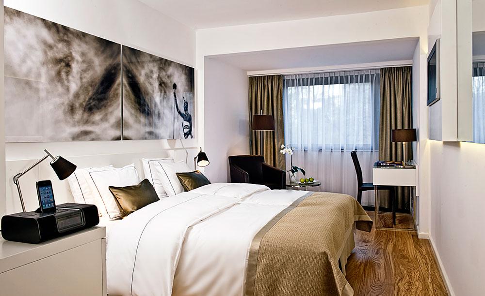 Floors - طراحی داخلی و ایده های دکوراسیون مدرن هتل