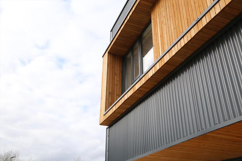Hicks Gate - طراحی و ساخت یک نمای ساختمان با کلاس جهانی