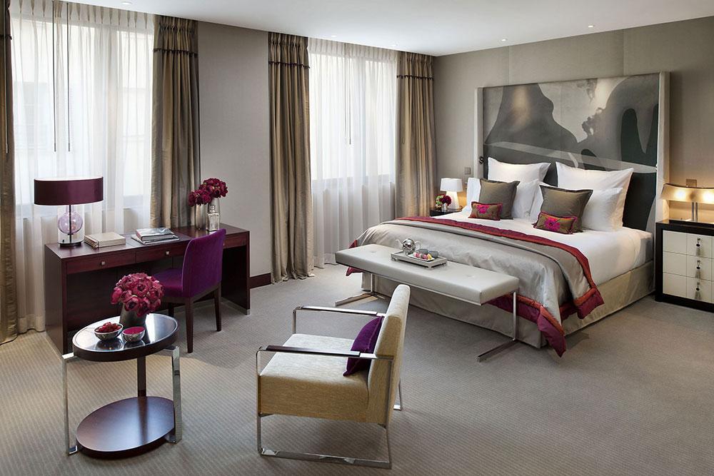 Hotel Interior Design - طراحی داخلی و ایده های دکوراسیون مدرن هتل