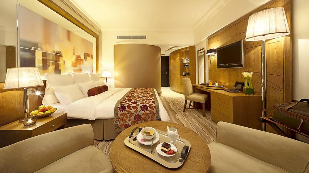Make the rooms luxurious - طراحی داخلی و ایده های دکوراسیون مدرن هتل