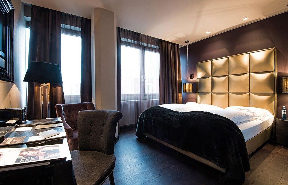 The rooms - طراحی داخلی و ایده های دکوراسیون مدرن هتل