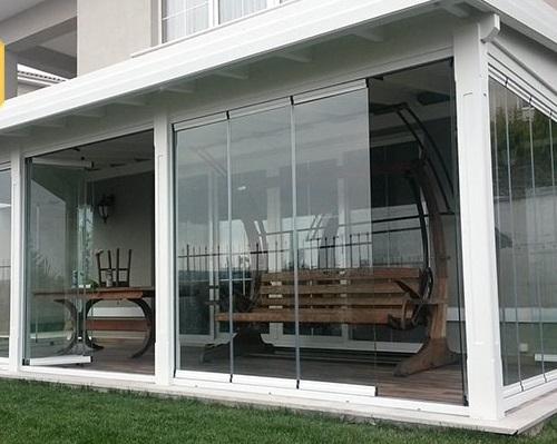 rrr23r23 - محل کار خود را چگونه با شیشه دیزاین کنیم؟