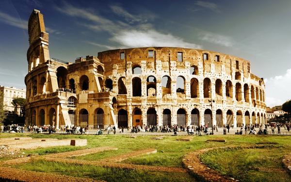 Colosseum - ۲۰ نمونه از معماری مشهور جهان
