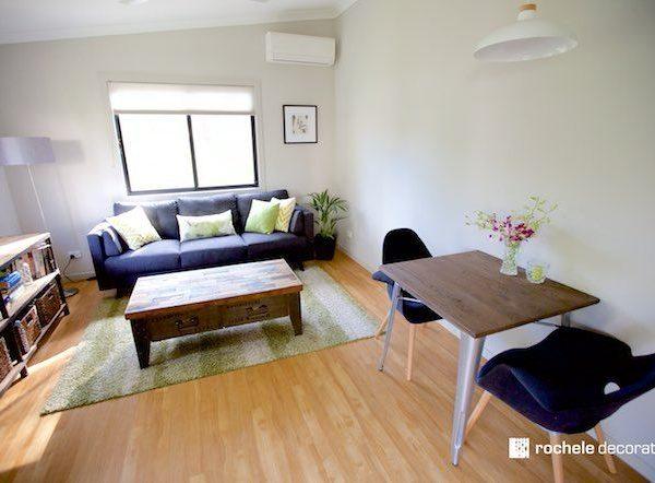 Gold Coast Unit interior decorator 3 1 600x442 - ۱۰ نکته برتر در مورد دکوراسیون آپارتمان