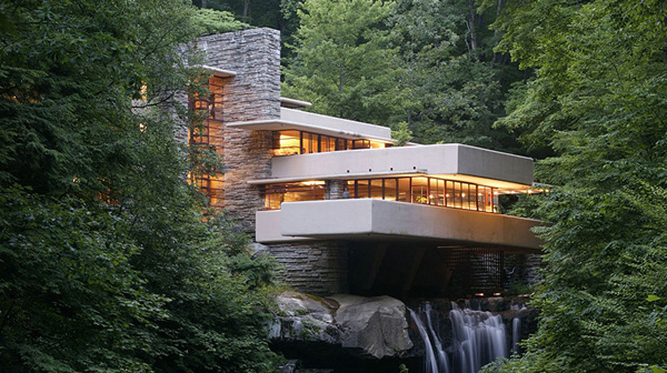 Kauffman Residence - ۲۰ نمونه از معماری مشهور جهان