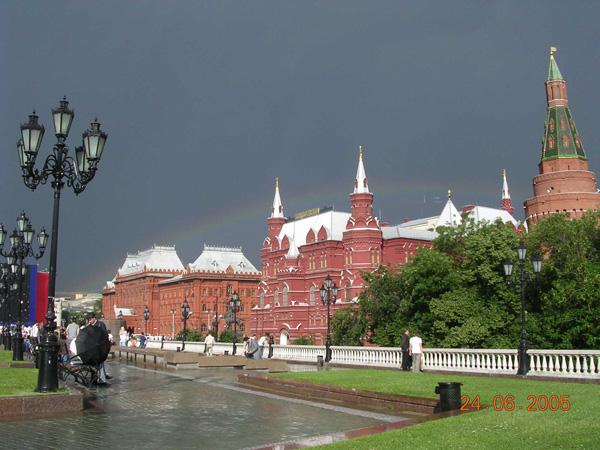 Kremlin Moscow - ۲۰ نمونه از معماری مشهور جهان