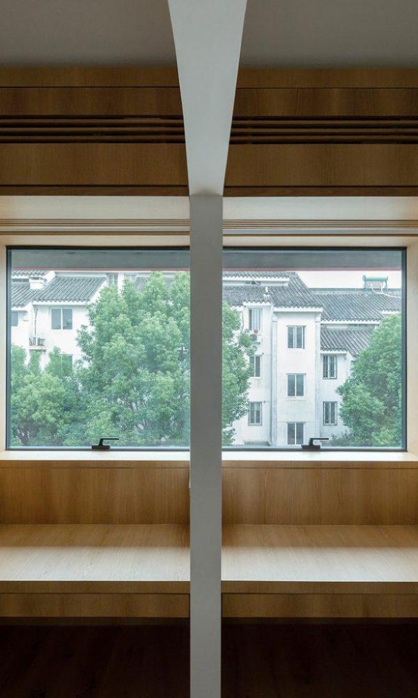 21 kids room on third floor copyright tianzhou yang 1024x1024 1 600x1000 - عناصر معماری مدرن و سنتی نوسازی خانه