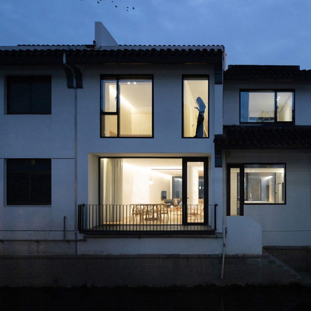 4 1024x1024 - عناصر معماری مدرن و سنتی نوسازی خانه