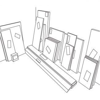 آماده نصب - 10 ویژگی برتر کابینت آشپزخانه با کیفیت بالا