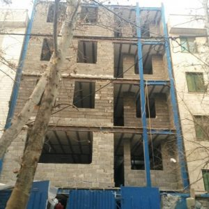 پلان و نمای ساختمان مسونی تهران پارس6 300x300 1 - نقشه کشی ساختمان