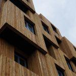 مدرن 150x150 - طراحی و ساخت یک نمای ساختمان با کلاس جهانی