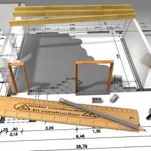 building drawing 300x300 1 - نقشه کشی ساختمان