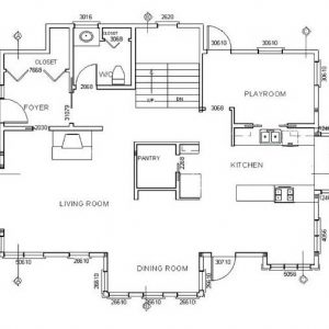detailed plan 300x300 1 - نحوه طراحی و برنامه ریزی نقشه های طبقه را بیاموزید
