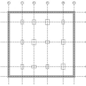 foundation plan 300x300 1 - نقشه کشی ساختمان