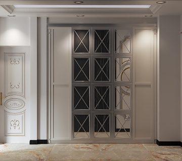 hoseini komodpost Copy 360x320 - طراحی داخلی نئوکلاسیک شهرک غرب