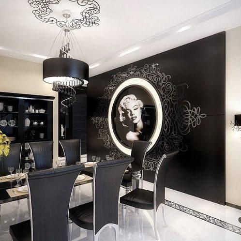 طراحی داخلی به سبک مدرن 2019