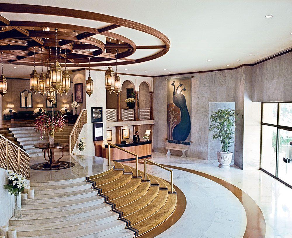 طراحی داخلی و ایده های دکوراسیون مدرن هتل